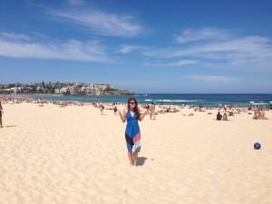 Bondi Beach Baby!